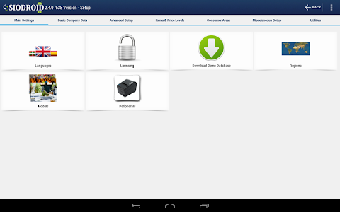 SIODROID Point of Sale (DEMO) screenshot 10