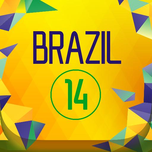 World Cup 2014 運動 App LOGO-APP開箱王