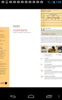 Screenshot of California Freemason magazine