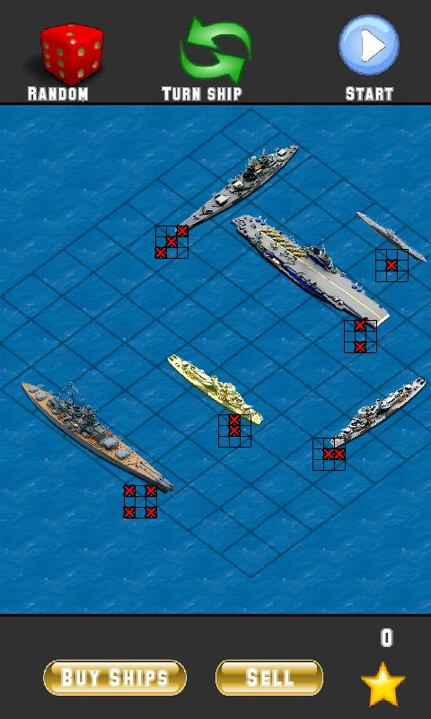 Great Fleet Battles - screenshot