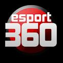 Esport 360 Ràdio logo