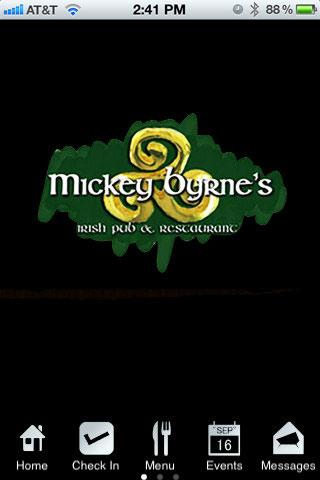 Mickey Byrne's Irish Pub