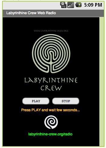 Labyrinthine Crew - Radio