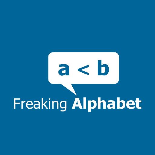 Freaking Alphabet LOGO-APP點子