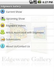 Edgeware Gallery - screenshot thumbnail