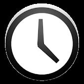 Hex RGB Clock Widget
