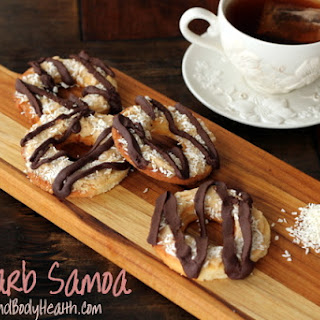 Samoa Cookies