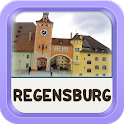 Regensburg Offline Map Guide icon
