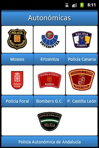 Teléfonos de Emergencias- screenshot