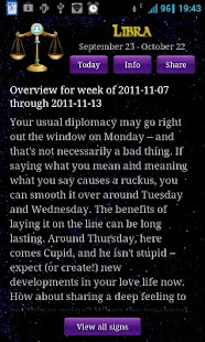 Horoscope Today- screenshot thumbnail
