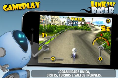 Link 237 Racer - screenshot