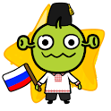 [B]TypingCONy for Russian logo