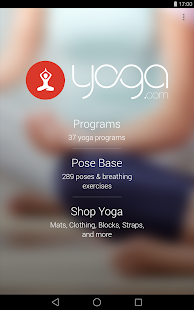 Yoga.com- screenshot thumbnail