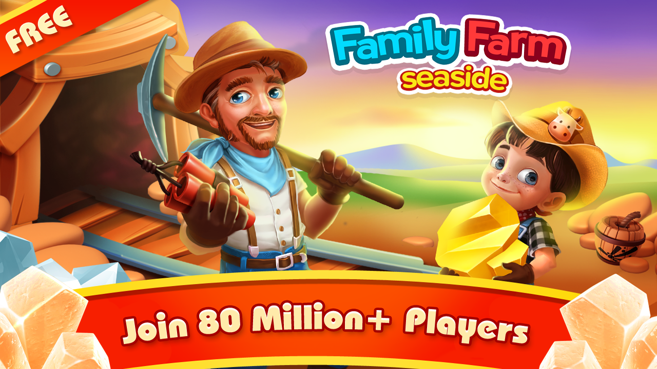 Family Farm Seaside - screenshot
