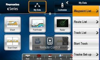 Screenshot of RayRemote