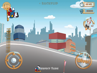 Snowboard Racing Free Fun Game- screenshot thumbnail