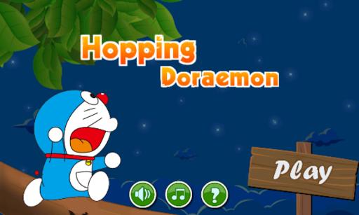 Hopping Doraemon