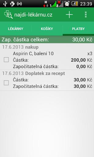【免費醫療App】najdi-lékárnu.cz-APP點子