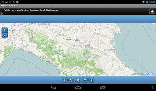 MobileMap Italia