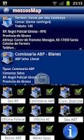 Screenshot of mossosMap