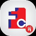 FDC icon
