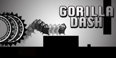 Screenshot of Gorilla Dash