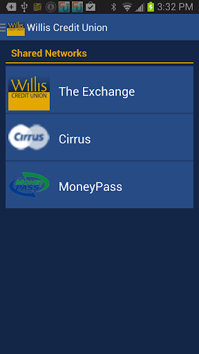 Willis Credit Union App