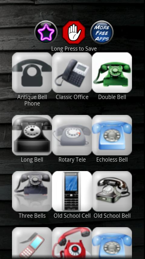 Antique Telephone Rings - screenshot