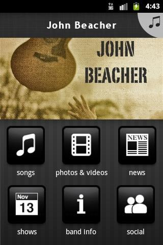 John Beacher - screenshot