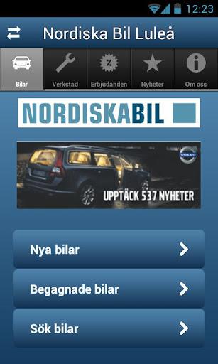 Nordiska Bil