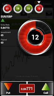 Binary Options Trading EU - screenshot thumbnail