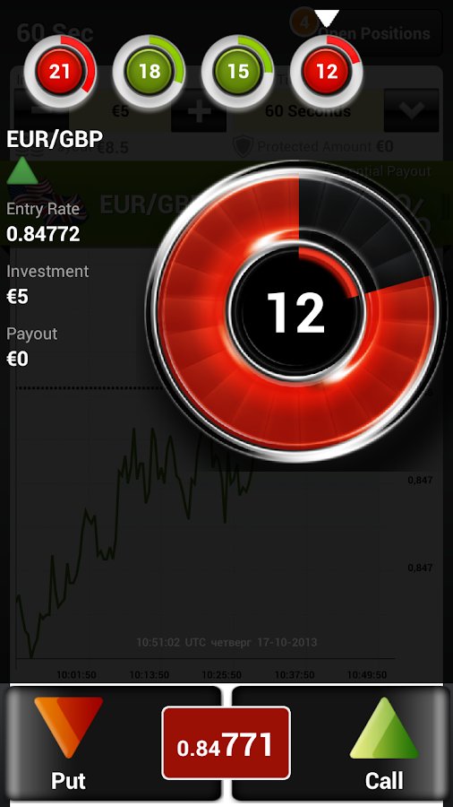 Binary Options Trading EU- screenshot