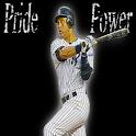 Derek Jeter Live Wallpaper logo