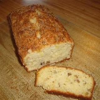 Pineapple Bread.