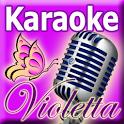 Violeta Karaoke (Violetta) icon
