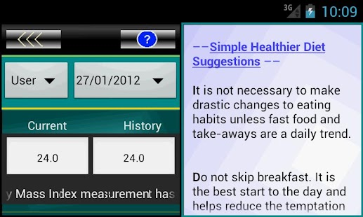 Self Health Innovations Lite - screenshot thumbnail