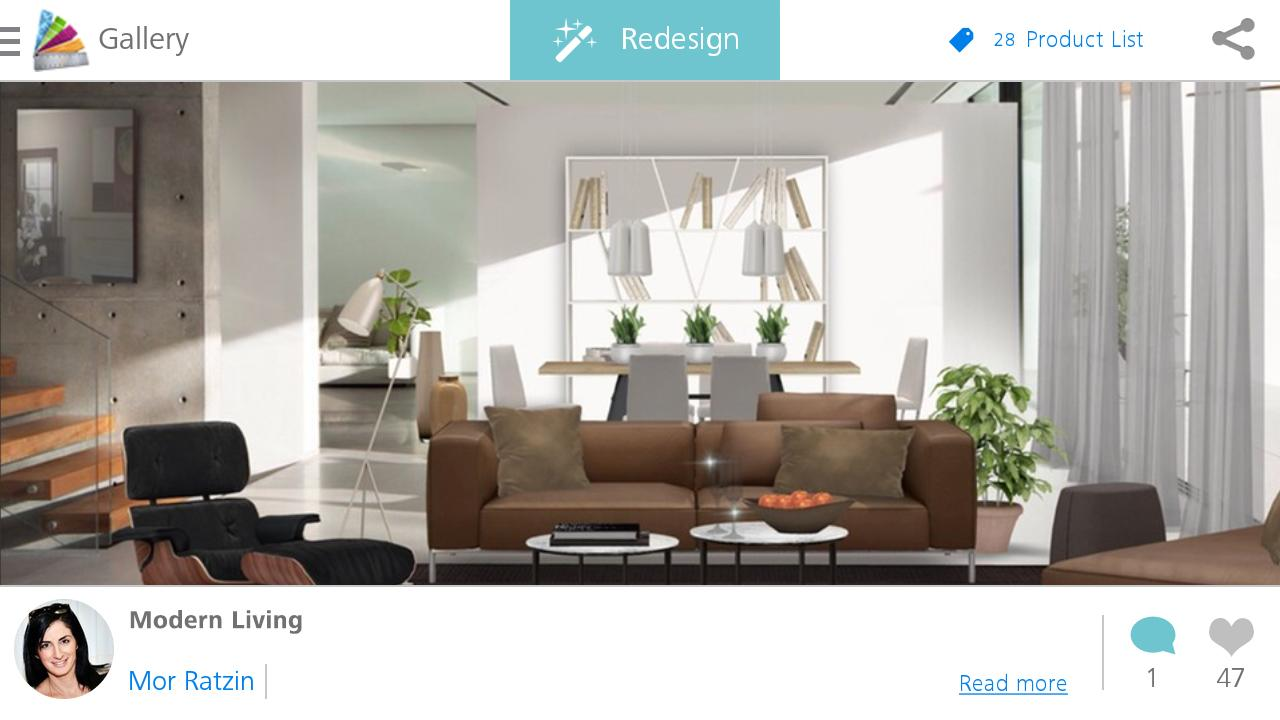 Homestyler Interior Design - screenshot