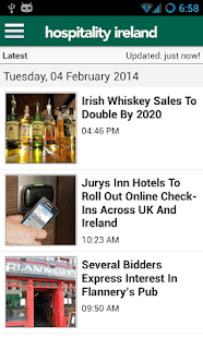 Hospitality Ireland- screenshot thumbnail