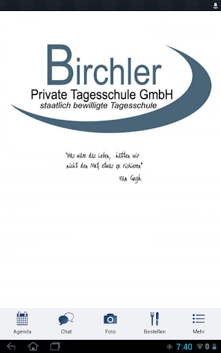 Birchler Private Tagesschule
