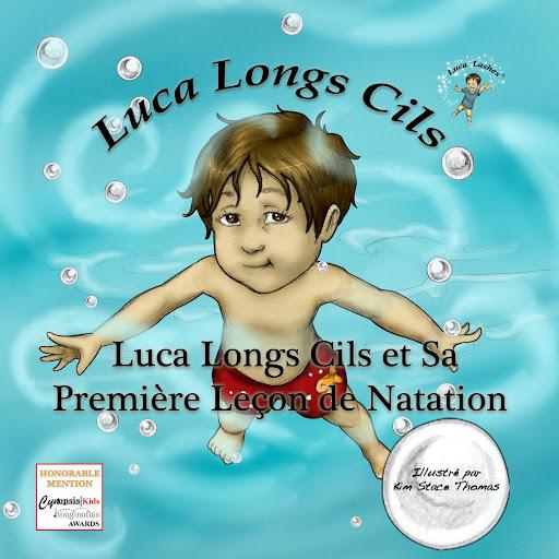Luca et Sa Leçon de Natation