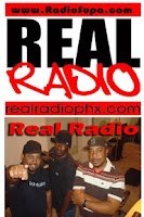 Screenshot of Real Radio PHX