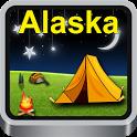 Alaska Campgrounds icon