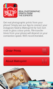 Metroprint - screenshot thumbnail