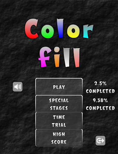 Color Fill - screenshot