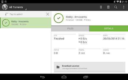 µTorrent® Pro - Torrent App Screenshot 12