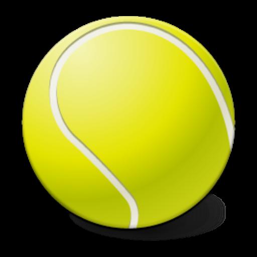 Mens Tennis Tweets LOGO-APP點子
