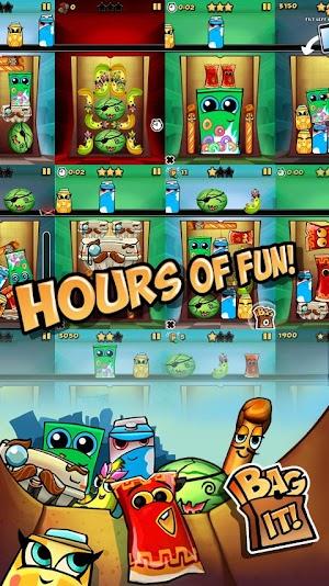 18 Bag It! FREE App screenshot