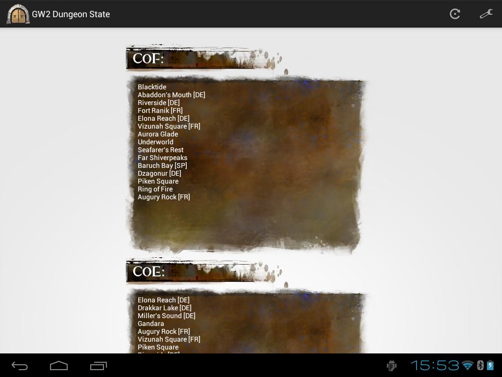 GW 2 Dungeon State - screenshot