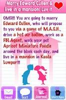 Screenshot of MASH