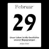 Zitate und Sprüche Kalender
